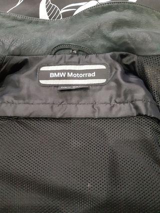 Cazadora BMW moto