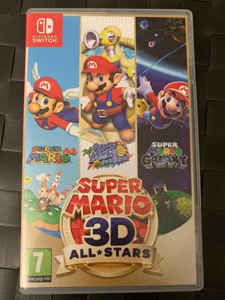 Super Mario 3D All Star Nintendo Switch