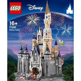 Castillo Disney LEGO 71040 Precintado