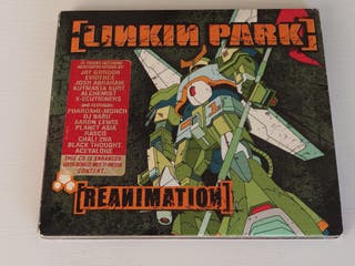 Linkin Park / Reanimation / cd / Digipack