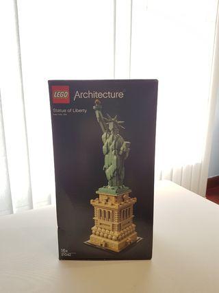 Lego architecture 21042 - Estatua de la Libertad