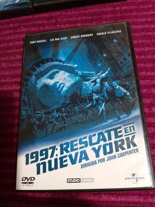 1997:Rescate en nueva York.