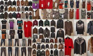 Revendedores ropa marcas lujo lote