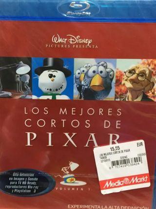 BLU-RAY - Los Mejores Cortos de Pixar