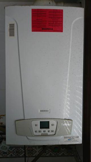 Caldera calefactora de condensación