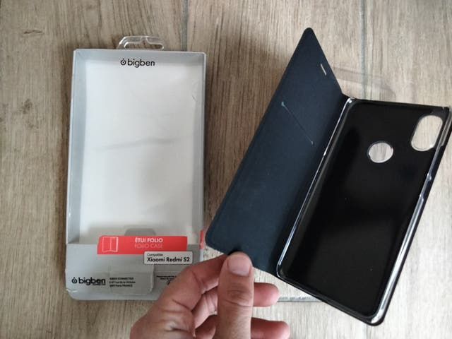 Funda Xiaomi Redmi S2