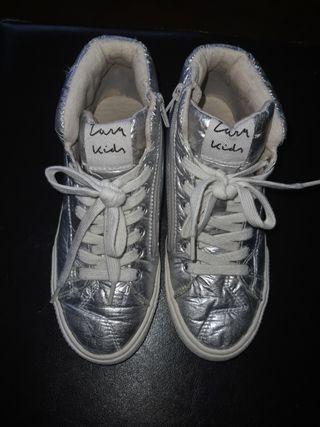 calzado niña