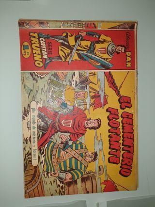 "TOMOS ""EL CAPITAN TRUENO"" 1962-1963"