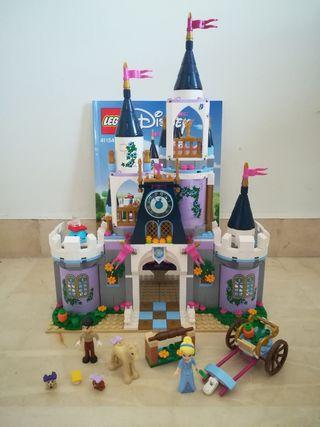 Lego Disney castillo de ensueño de Cenicienta
