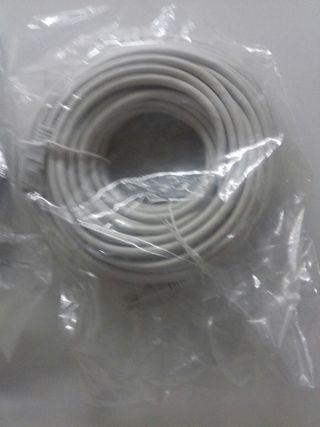 Cable ethernet varias medidas precintados 5E y 6