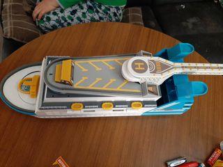 barco convertible