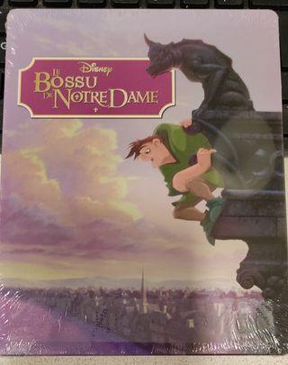Steelbook El jorobado de Notre Dame BD + DVD