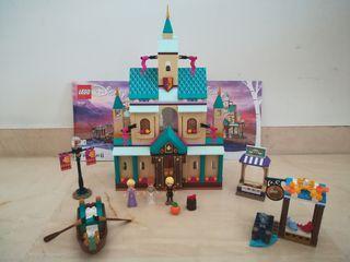 Lego Disney frozen 2, 41167 aldea del castillo d