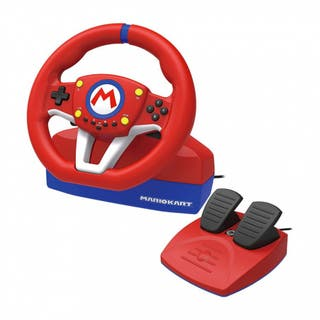 Hori Mario Kart Racing Wheel Pro Mini para Switch