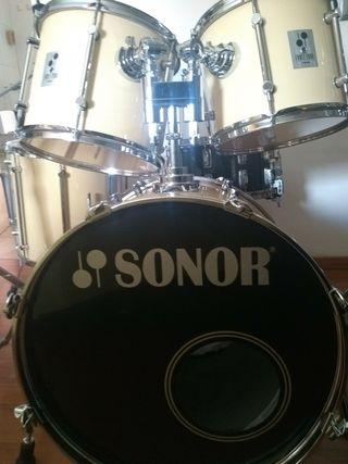 vendo bateria Sonor Force 2000