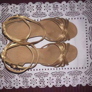 Zapatillas de baile de salón latino