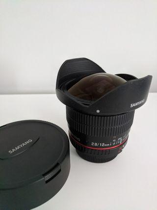Samyang 12mm F2.8 Nikon F