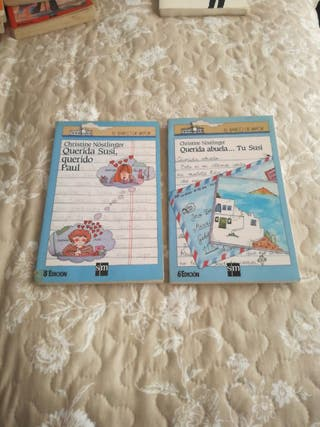 """Dos libros colección """"El Barco de Vapor"""""""