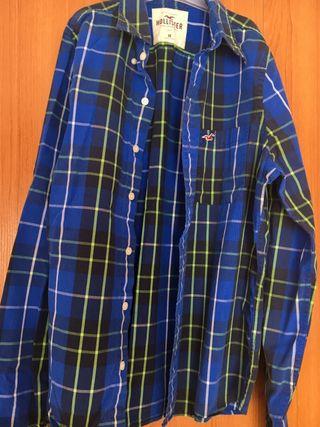 Lote 3 camisas Superdry y Hollister