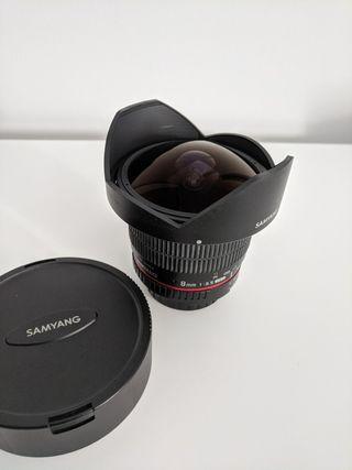 Samyang 8mm F3.5 Nikon F