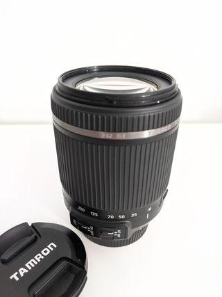 Tamron 18-200mm AF VR Nikon F