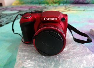 CAMARA DE FOTO CANON POWERSHOT SX400 IS
