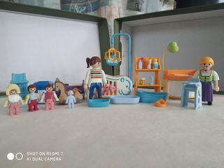 Playmobil, set cuarto de niño