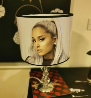 Ariana Grande lampshade