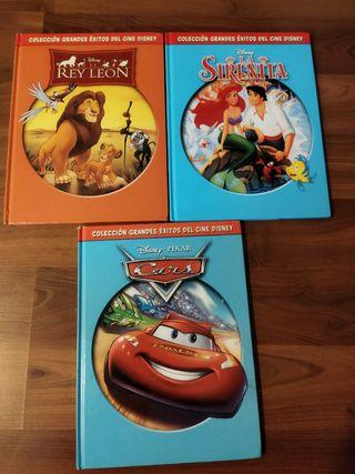 Libros cómic películas Disney