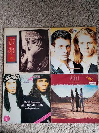 lote LP's vinilos varios