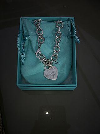 Pulsera de Tiffany
