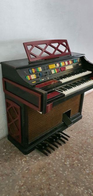 PIANO ORGANO LOWREY (vintage)