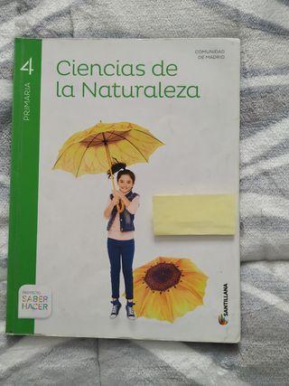 Ciencias Naturales, 4° Primaria