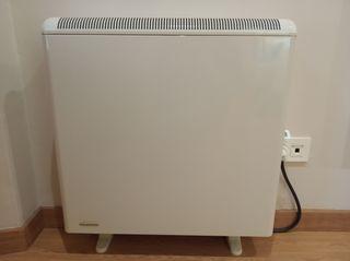 Radiador acumulador estático