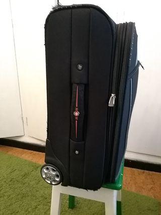 maleta de cabina Suiss made