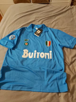 camiseta Nápoles