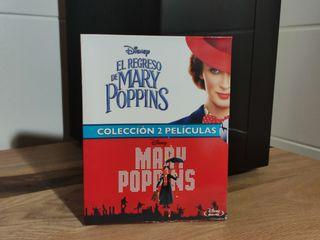 Mary Poppins Colección 2 películas Blu-ray