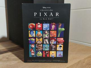 Colección Pixar 16 Blu-ray