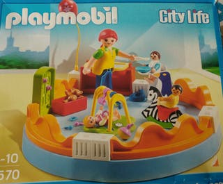 Playmobil Guardería, zona bebés