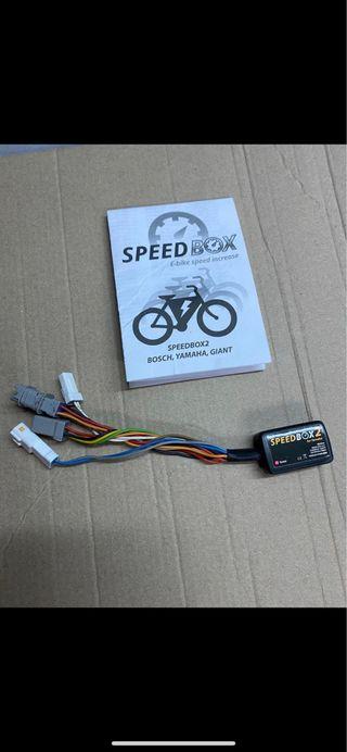 Deslimitador Speedbox 2.0 Yamaha