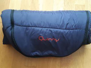 Saco de invierno para silla de paseo Quinny