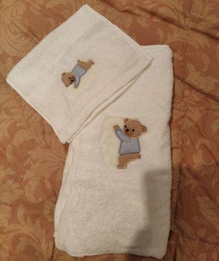 toallas nuevas sin estrenar