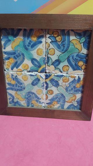 antiguos azulejos