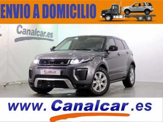 Land-Rover Range Rover Evoque 2.0L TD4 SE Dynamic 4x4 Auto 180 CV