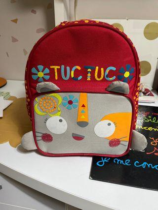 Mochila TUC TUC