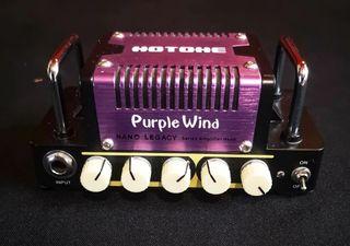 Amplificador 5V HotoneNano Legacy Purple