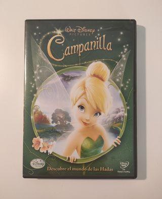 Película Campanilla
