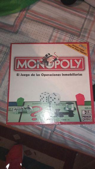 Juego clásico Monopoly