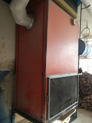 Caldera Industrial Blowthern