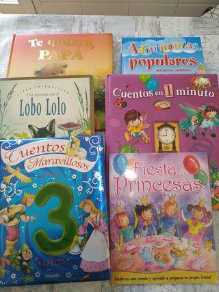 lote libros todos 6 euros